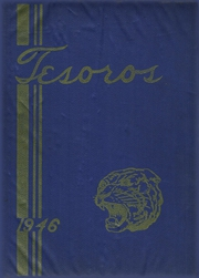 Page 1, 1946 Edition, Valencia High School - Tesoros Yearbook (Placentia, CA) online yearbook collection