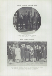 Page 14, 1941 Edition, Lodi Union High School - Tokay Yearbook (Lodi, CA) online yearbook collection
