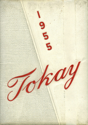 Page 1, 1955 Edition, Lodi Union High School - Tokay Yearbook (Lodi, CA) online yearbook collection