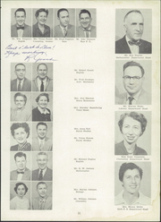 Page 15, 1955 Edition, Lodi Union High School - Tokay Yearbook (Lodi, CA) online yearbook collection