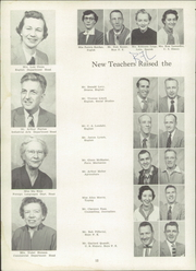 Page 16, 1955 Edition, Lodi Union High School - Tokay Yearbook (Lodi, CA) online yearbook collection