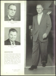 Page 14, 1960 Edition, Lodi Union High School - Tokay Yearbook (Lodi, CA) online yearbook collection