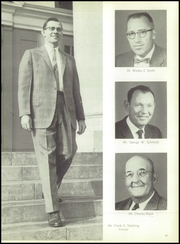 Page 15, 1960 Edition, Lodi Union High School - Tokay Yearbook (Lodi, CA) online yearbook collection