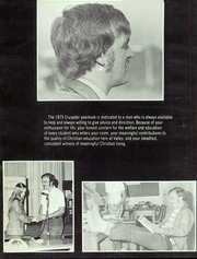 Page 6, 1975 Edition, Valley Christian High School - Crusader Yearbook (Cerritos, CA) online yearbook collection