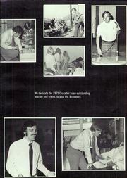 Page 7, 1975 Edition, Valley Christian High School - Crusader Yearbook (Cerritos, CA) online yearbook collection