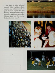 Page 10, 1983 Edition, Valley Christian High School - Crusader Yearbook (Cerritos, CA) online yearbook collection