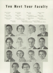 Page 11, 1952 Edition, Loma Linda Academy - Lomashpere Yearbook (Loma Linda, CA) online yearbook collection