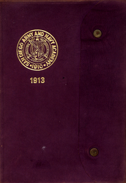 1913 Edition, Army and Navy Academy - Adjutant Yearbook (Carlsbad, CA)