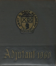 Page 1, 1960 Edition, Army and Navy Academy - Adjutant Yearbook (Carlsbad, CA) online yearbook collection
