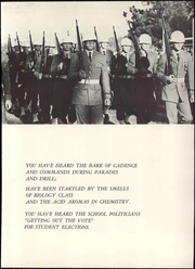 Page 15, 1965 Edition, Army and Navy Academy - Adjutant Yearbook (Carlsbad, CA) online yearbook collection
