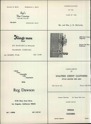 Page 240, 1965 Edition, Army and Navy Academy - Adjutant Yearbook (Carlsbad, CA) online yearbook collection