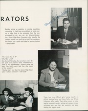 Page 17, 1948 Edition, Edison High School - Inventor Yearbook (Fresno, CA) online yearbook collection