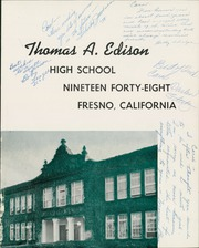 Page 5, 1948 Edition, Edison High School - Inventor Yearbook (Fresno, CA) online yearbook collection