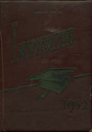 Page 1, 1952 Edition, Edison High School - Inventor Yearbook (Fresno, CA) online yearbook collection