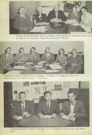 Page 10, 1952 Edition, Edison High School - Inventor Yearbook (Fresno, CA) online yearbook collection