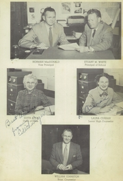 Page 11, 1952 Edition, Edison High School - Inventor Yearbook (Fresno, CA) online yearbook collection