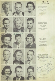 Page 12, 1952 Edition, Edison High School - Inventor Yearbook (Fresno, CA) online yearbook collection