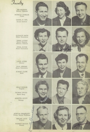 Page 13, 1952 Edition, Edison High School - Inventor Yearbook (Fresno, CA) online yearbook collection