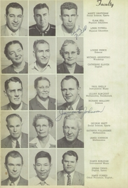 Page 14, 1952 Edition, Edison High School - Inventor Yearbook (Fresno, CA) online yearbook collection