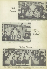 Page 17, 1952 Edition, Edison High School - Inventor Yearbook (Fresno, CA) online yearbook collection