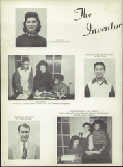 Page 10, 1957 Edition, Edison High School - Inventor Yearbook (Fresno, CA) online yearbook collection