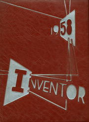 Page 1, 1958 Edition, Edison High School - Inventor Yearbook (Fresno, CA) online yearbook collection