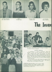 Page 10, 1958 Edition, Edison High School - Inventor Yearbook (Fresno, CA) online yearbook collection