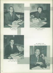Page 14, 1958 Edition, Edison High School - Inventor Yearbook (Fresno, CA) online yearbook collection