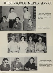 Page 14, 1953 Edition, El Rancho High School - Por El Ano Yearbook (Pico Rivera, CA) online yearbook collection
