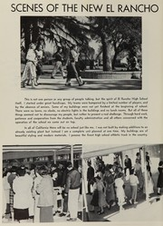 Page 6, 1953 Edition, El Rancho High School - Por El Ano Yearbook (Pico Rivera, CA) online yearbook collection