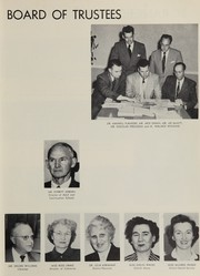 Page 9, 1953 Edition, El Rancho High School - Por El Ano Yearbook (Pico Rivera, CA) online yearbook collection