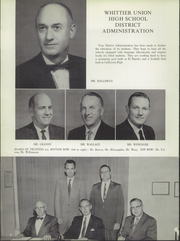 Page 10, 1960 Edition, El Rancho High School - Por El Ano Yearbook (Pico Rivera, CA) online yearbook collection