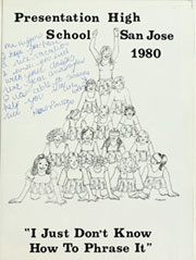 Page 5, 1980 Edition, Presentation High School - Pres Yearbook (San Jose, CA) online yearbook collection