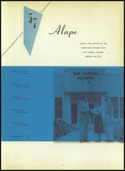 Page 5, 1957 Edition, San Pasqual Academy - Alape Yearbook (Escondido, CA) online yearbook collection