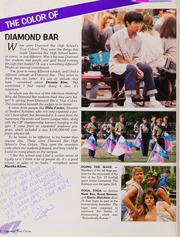 Page 6, 1988 Edition, Diamond Bar High School - Taurus Yearbook (Diamond Bar, CA) online yearbook collection