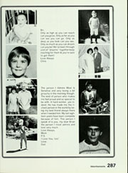 Page 291, 1987 Edition, Walnut High School - Cayuse Yearbook (Walnut, CA) online yearbook collection
