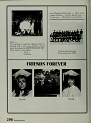 Page 300, 1987 Edition, Walnut High School - Cayuse Yearbook (Walnut, CA) online yearbook collection