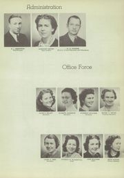 Page 15, 1939 Edition, El Monte High School - Trails End Yearbook (El Monte, CA) online yearbook collection