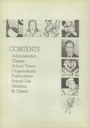 Page 8, 1939 Edition, El Monte High School - Trails End Yearbook (El Monte, CA) online yearbook collection