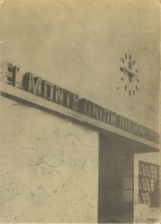 Page 1, 1940 Edition, El Monte High School - Trails End Yearbook (El Monte, CA) online yearbook collection