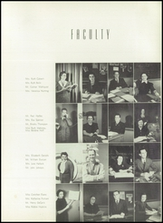 Page 11, 1940 Edition, El Monte High School - Trails End Yearbook (El Monte, CA) online yearbook collection