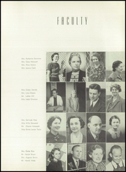 Page 13, 1940 Edition, El Monte High School - Trails End Yearbook (El Monte, CA) online yearbook collection