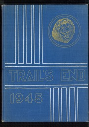 El Monte High School - Trails End Yearbook (El Monte, CA) online yearbook collection, 1945 Edition, Page 1