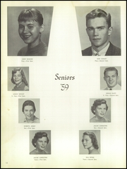 Page 16, 1959 Edition, El Monte High School - Trails End Yearbook (El Monte, CA) online yearbook collection