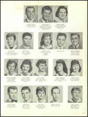Page 17, 1959 Edition, El Monte High School - Trails End Yearbook (El Monte, CA) online yearbook collection