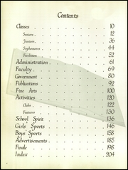 Page 8, 1959 Edition, El Monte High School - Trails End Yearbook (El Monte, CA) online yearbook collection