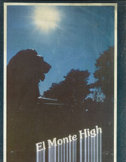 1980 Edition, El Monte High School - Trails End Yearbook (El Monte, CA)