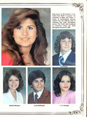 Page 17, 1982 Edition, El Monte High School - Trails End Yearbook (El Monte, CA) online yearbook collection