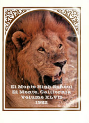 Page 5, 1982 Edition, El Monte High School - Trails End Yearbook (El Monte, CA) online yearbook collection