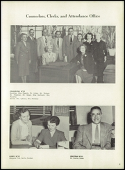 Page 13, 1953 Edition, John H Francis Polytechnic High School - Student Yearbook (Sun Valley, CA) online yearbook collection